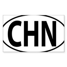 CHN - China Decal
