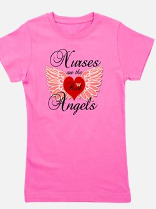 Nurses Angels copy Girl's Tee