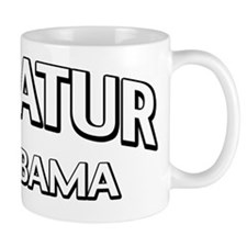 Decatur Alabama Mug
