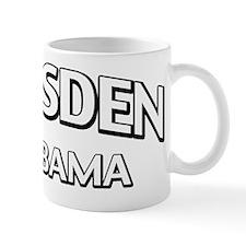 Gadsden Alabama Mug