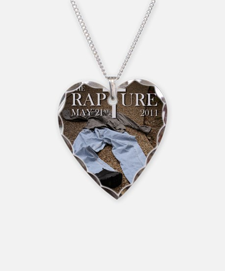RaptureT02 Necklace Heart Charm