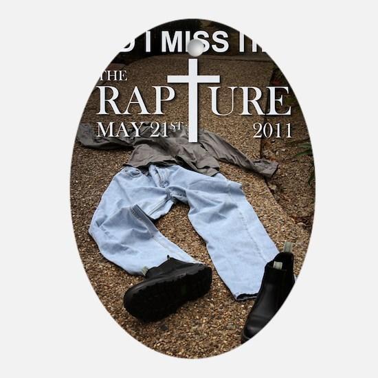 RaptureT02 Oval Ornament