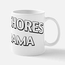 Gulf Shores Alabama Mug