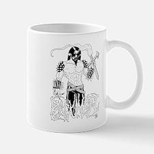 Black Metal Mugs