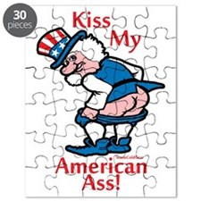 Kiss My American Ass Puzzle