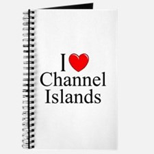 """I Love Channel Islands"" Journal"