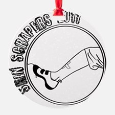 Shinscrapers Logo Ornament