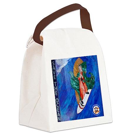 madonabig Canvas Lunch Bag