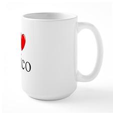 """""""I Love Chico"""" Mug"""