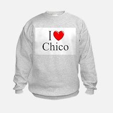 """I Love Chico"" Sweatshirt"