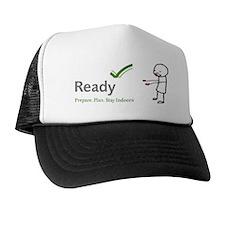 ZombieApocalypse Trucker Hat