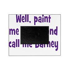 barney_rnd2 Picture Frame