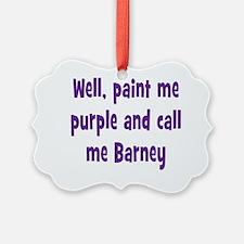 barney2 Ornament