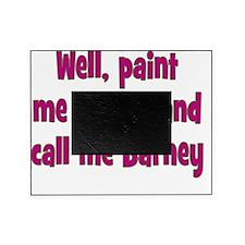 barney_rnd1 Picture Frame