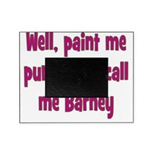 barney1 Picture Frame