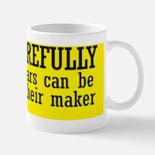 drive-carefully_bs3 Small Small Mug