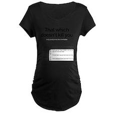 kill-you-onWHITE T-Shirt