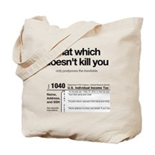 kill-you-onWHITE Tote Bag