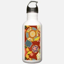 441 Jap1 Water Bottle