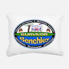SB2011 logo Rectangular Canvas Pillow