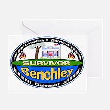 SB2011 logo Greeting Card