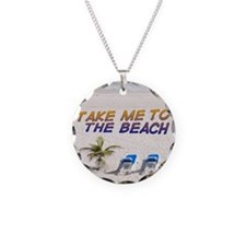 Take Me To The Beach Necklace