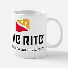 DiveRite_for_CP_light_tees Mug