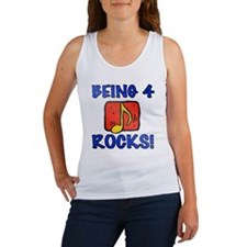 Rocks4 Women's Tank Top