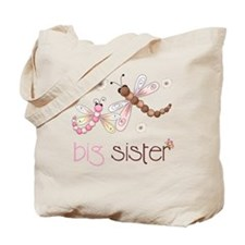big sister drgonfly 2 Tote Bag
