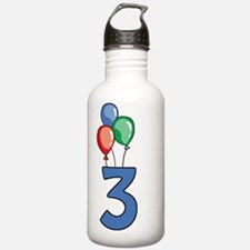 Balloons3 Water Bottle