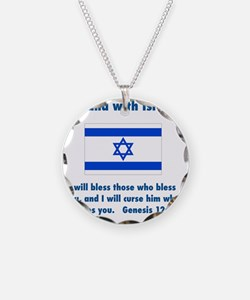 stand_w_israel Necklace