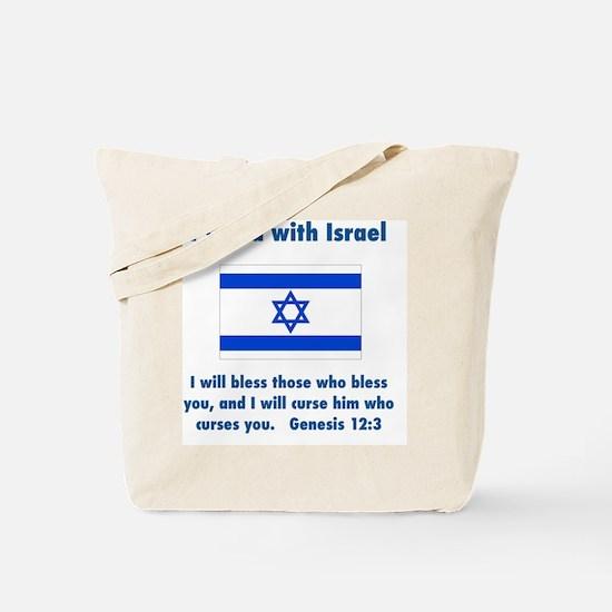 stand_w_israel Tote Bag