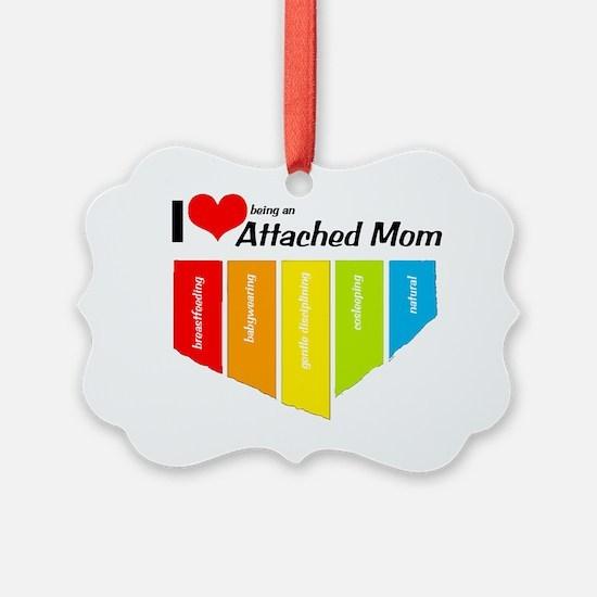 heartmom Ornament
