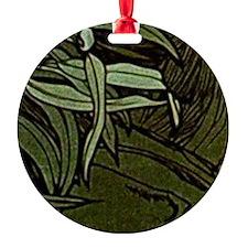 am_emerald8tile8 Ornament