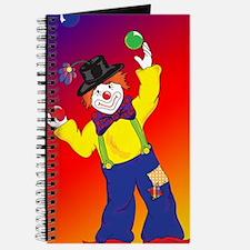 23x35_Clown Poster_4 Journal