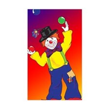 23x35_Clown Poster_4 Decal