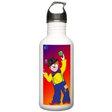 23x35_Clown Poster_4 Water Bottle