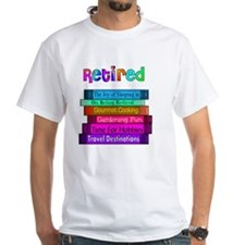 Retired BOOK STACK Shirt