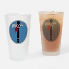 XIX Corps - 3 Drinking Glass