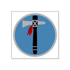 """XIX Corps - 3 Square Sticker 3"""" x 3"""""""
