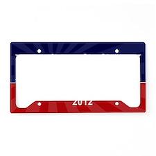 hermancainys License Plate Holder