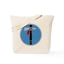 XIX Corps - 3 Tote Bag