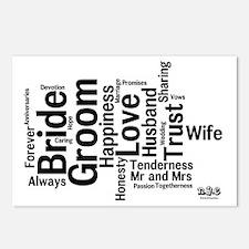 BridenGroom2 Postcards (Package of 8)