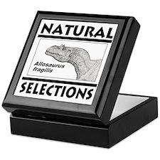 NSshirtAllo profile Keepsake Box