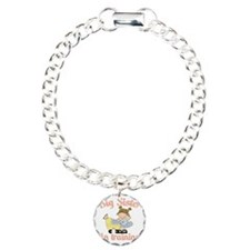 big sister training Charm Bracelet, One Charm