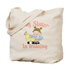 big sister training Tote Bag