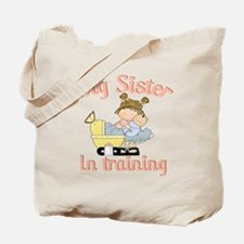 big sister training Tote Bag