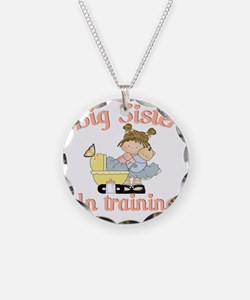 big sister training Necklace