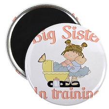 big sister training Magnet