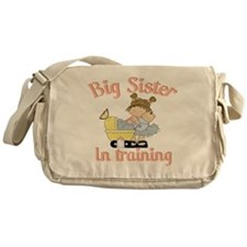 big sister training Messenger Bag